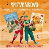 Podhradská & Čanaky - Piesne z DVD Spievankovo a Spievankovo 2