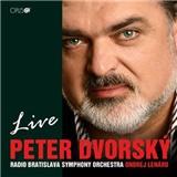 Peter Dvorský - Live