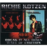 Richie Kotzen - Break It All Down / Wave Of Emotion