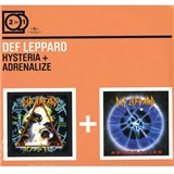 Def Leppard - Hysteria / Adrenalize