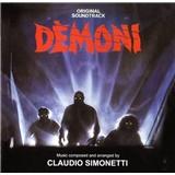 OST, Claudio Simonetti - Demoni (Original Soundtrack)