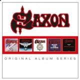 Saxon - Original Album Series