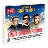 Jerry Lee Lewis, Roy Orbison, Carl Perkins - The Kings of Rock'n'Roll