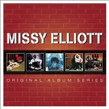 Missy Elliott - Original Album Series