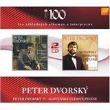 Peter Dvorský - 1977/Slovenské ľudové piesne