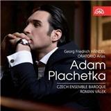 Adam Plachetka - Händel: Oratorio Arias