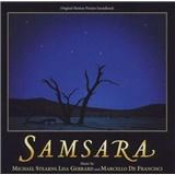 OST, Michael Stearns, Lisa Gerrard, Marcello De Francisci - Samsara (Original Motion Picture Soundtrack)