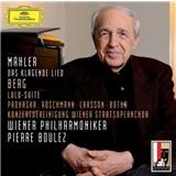 Anna Prohaska, Pierre Boulez, Dorothea Röschmann, Anna Larsson, Johan Botha, Wiener Philharmoniker - Mahler: Das klagende Lied / Berg: Lulu-Suite