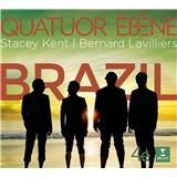 Quatuor Ebene, Stacey Kent, Bernard Lavilliers - Brazil