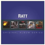 Ratt - Original Album Series