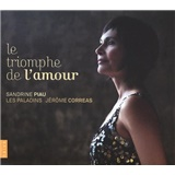 Sandrine Piau, Les Paladins, Jérôme Correas - Le Triomphe de l'Amour