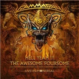 Gamma Ray - Hell Yeah! The Awsome Foursome