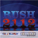 Rush - 2112 - Deluxe Edition (CD+Blu Ray)