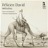 Tassis Christoyannis, Thanasis Apostopoulos - Félicien David - Mélodies
