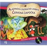 Najkrajšie Rozprávky - Aladinova zázračná lampa & Červená čiapočka