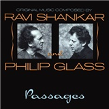 Ravi Shankar, Philip Glass - Passages