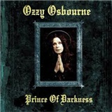 Ozzy Osbourne - Prince of Darkness (4CD Box Set)