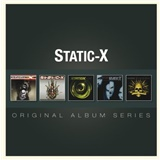 Static-X - Original Album Series