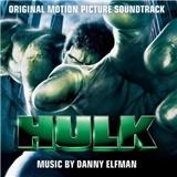 OST, Danny Elfman - Hulk (Original Motion Picture Soundtrack)