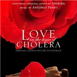 OST, Antonio Pinto, Shakira - Love In the Time of Cholera (Original Motion Picture Soundtrack)
