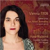 Hana Blažíková - Vienna 1709