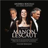 Andrea Bocelli, Plácido Domingo - Puccini - Manon Lescaut