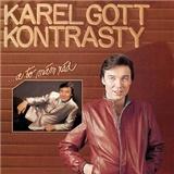 Karel Gott - Komplet 25 a 26 - Kontrasty & ... a to mám rád