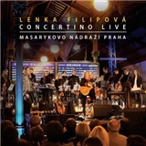 Lenka Filipová - Concertino Na nádraží Live
