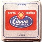 Hapka & Horáček - Citová Investice
