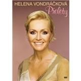 Helena Vondráčková - Přelety DVD (zánovné DVD)