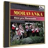 Moravanka - Růže pro Moravanku