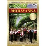 Moravanka - Už nás kamarádi DVD