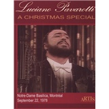 Luciano Pavarotti - A Christmas Special (CD + DVD)