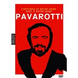 Luciano Pavarotti - Christmas At Notre Dame Montreal DVD