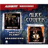 Alice Cooper - Brutal Planet & Dragontown