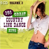 VAR - 101 Great Country Line Dance Hits Volume 2