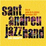 Sant Andreu Jazz Band - Jazzing 3 - Live at Palau de la Música Barcelona