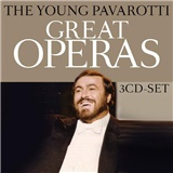 The Young Pavarotti - Great Operas
