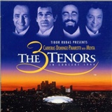 José Carreras, Luciano Pavarotti, Plácido Domingo - The Three Tenors In Concert 1994