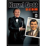 Karel Gott - 50 let na DVD