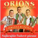 Orions - Najkrajšie ľudové piesne 1 - Červená ružička