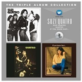 Suzi Quatro - The Triple Album Collection
