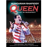 Queen - Hungarian Rhapsody - Live In Budapest