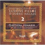 VAR - Najkrajšie Slovenské Ľudové Piesne 2 (Flaštička pohárik)