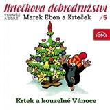 Marek Eben - Krtečkova dobrodružství 5 - Krtek a kouzelné Vánoce