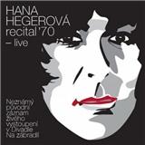 Hana Hegerová - Recital '70 - live
