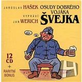 Jan Werich, Jaroslav Hašek - Osudy dobrého vojáka Švejka Box