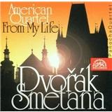 Panocha Quartet - Dvořák & Smetana - American Quartet, From My Life