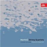 Panocha Quartet - Martinů - Complete String Quartets