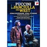 Jonas Kaufmann - Puccini - La Fanciulla del West DVD